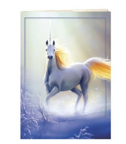 Touched By The Aurora Greeting Card | Tree-Free Greetings®